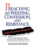 Preaching as Weeping, Confession, and Resistance