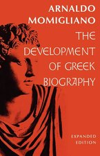 Development of Greek Biography