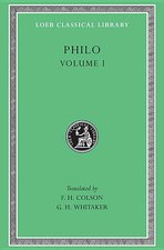 Philo, vol 1: Loeb 226