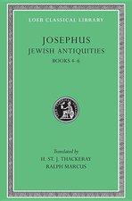 Jewish Antiquities, Books IV-VI: Loeb 490