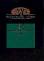 New Interpreter's Bible: Vol 9