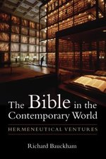 Bible in the Contemporary World:
