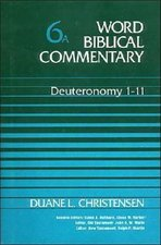 Word Biblical: Deuteronomy 1-11