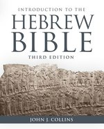 Introduction to the Hebrew Bible (3rd ed.)