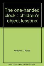 One-handed clock: Children's object lessons