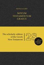 NA28 Novum Testamentum Graece (Without Dictionary)