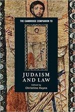 Cambridge Companion to Judaism and Law