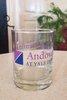 Andover Newton Seminary at Yale Divinity School Rocks Glass